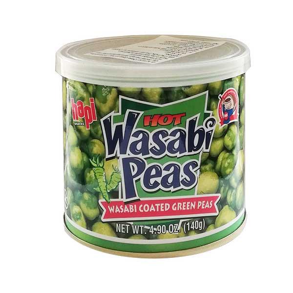 Hapi Wasabi Peas