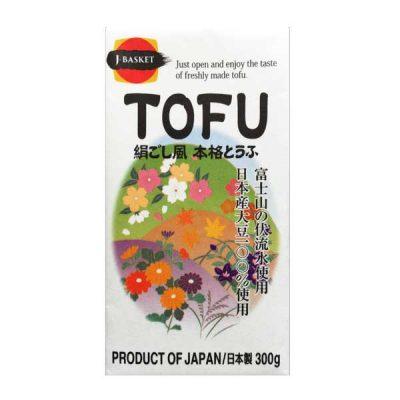 J-Basket Satonoyuki silken tofu