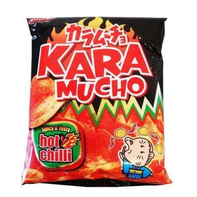 Karamucho Japanese Potato Crisps
