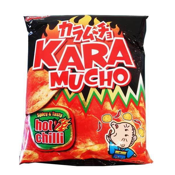 Karamucho Crisps
