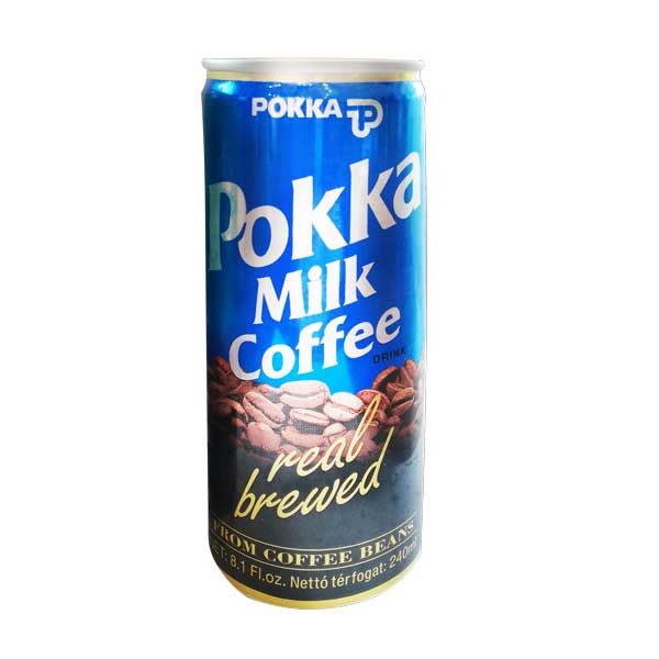 Pokka Milk Coffee