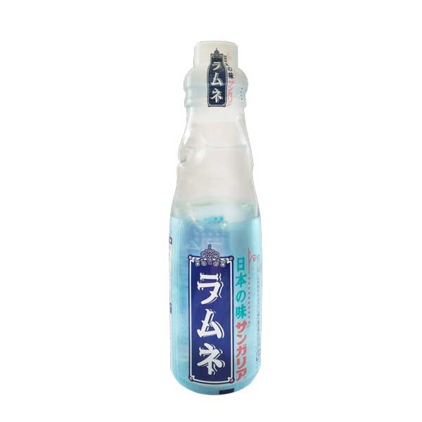 Ramune Japanese Soft Drink