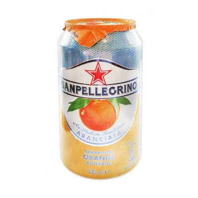 Sanpellegrino Sparkling Orange