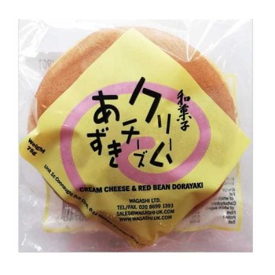 Wagashi Cream Cheese Anko Dorayaki