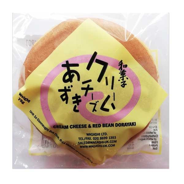 Wagashi Cream Cheese Anko Dorayaki