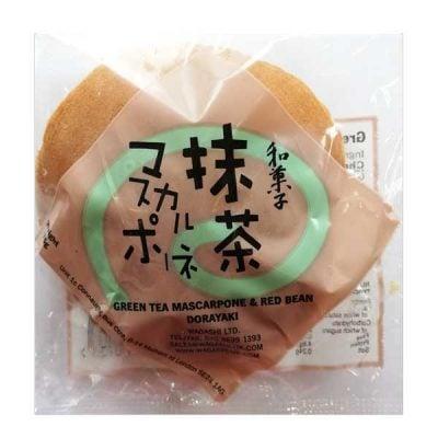 Wagashi Matcha Mascarpone Dorayaki