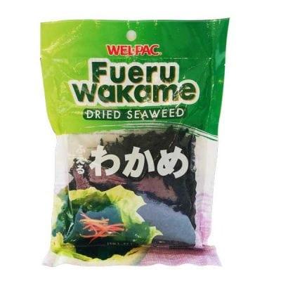 Welpac Fueru Wakame Dried Seaweed