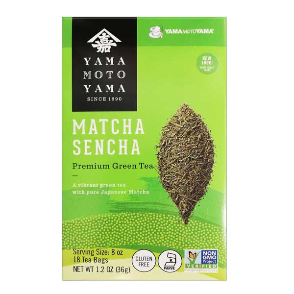 Yamamotoyama Matcha Sencha