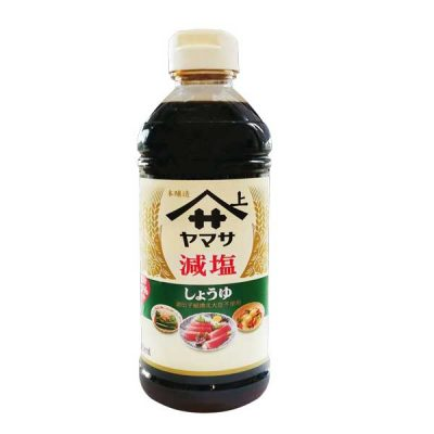 Yamasa Less Salt Soy Sauce