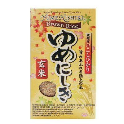Yume Nishiki Brown Rice