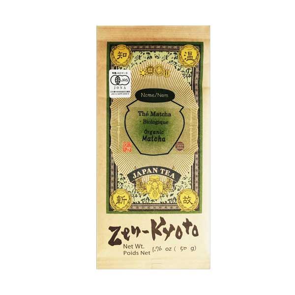 Zen-Kyoto Organic Matcha
