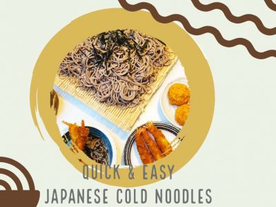 Japanese Cold Noodles