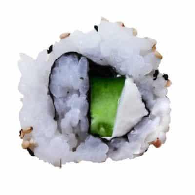 Cream Cheese Cucumber Uramaki